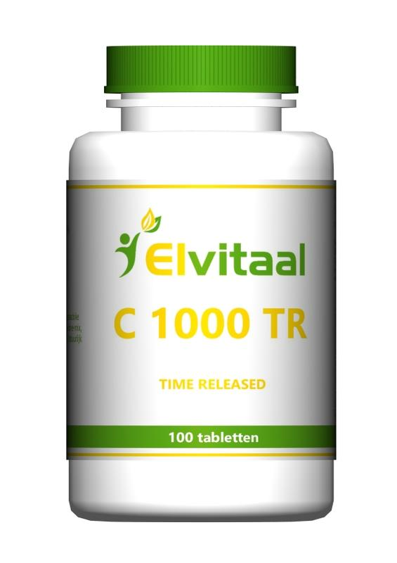 Elvitaal Vitamine C1000 Time Released