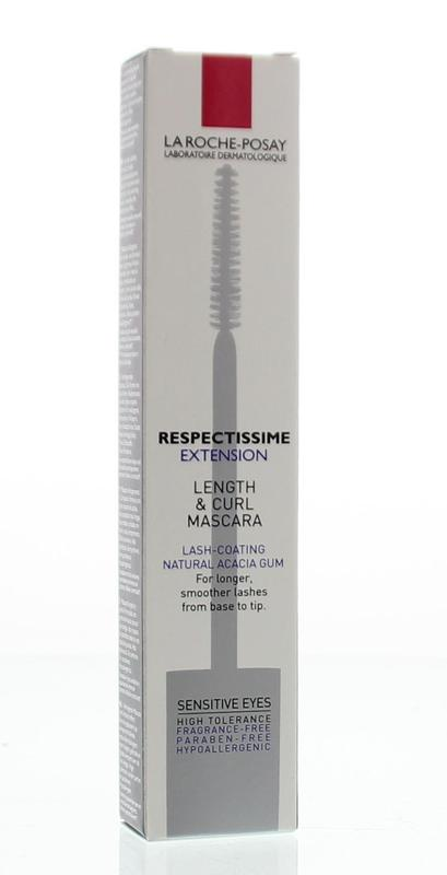 Respectissime Extension Mascara La Roche-Posay