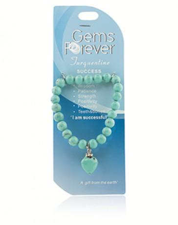 Gemstones armbanden 28 turquereniet