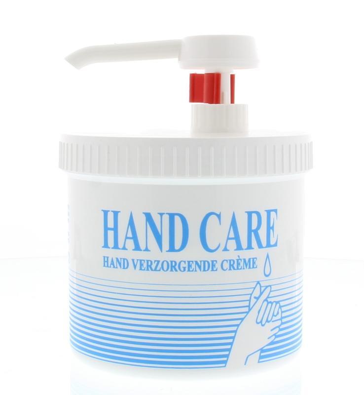 Afbeelding van Chemodis Hand Care Creme Doseerpot 500ml
