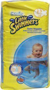 Huggies Little Swimmers Zwemluiers Maat-XS 2-3kg 0-3mnd 12stuks