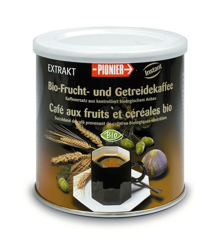 Pionier Vruchtengranenkoffie I 125g