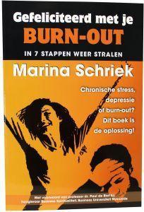 Gefeliciteerd Burnout Boek