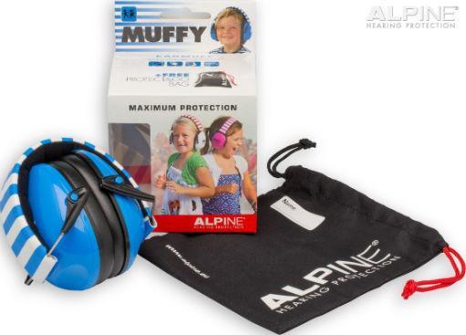 Afbeelding van Alpine Muffy Blauw