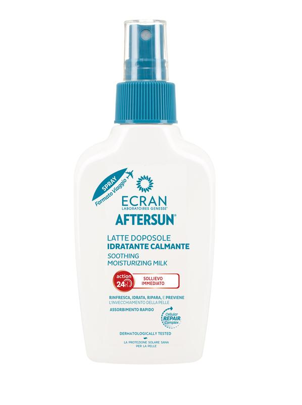 Ecran Aftersun Spray Hydraterend En Kalmerend 100ml