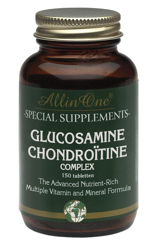 All In One Glucosamine Chondroitine Complex