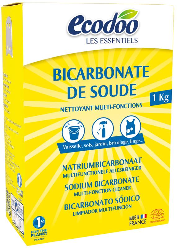 Zuiveringszout natrium bicarbonaat