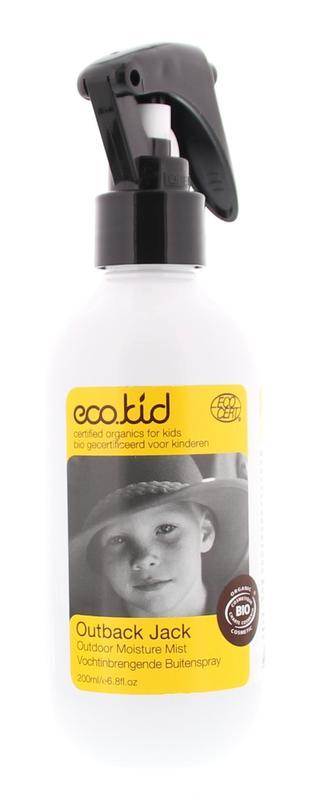 Afbeelding van Ecokid Outback Jack Outdoor Anti muggen Bescherming 200ml