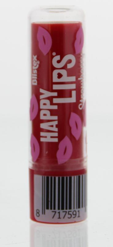 Blistex Happy Lips Aardbei