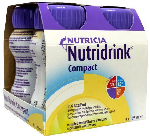 Nutridrink Compact Vanille 125 Ml