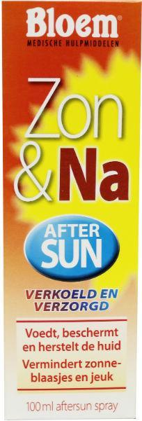 Bloem Zon & Na Aftersun Spray