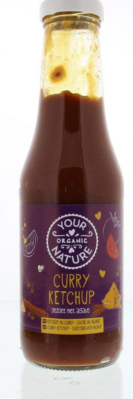 Your Organic Nat Curry Ketchup