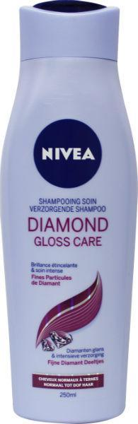 Nivea Shampoo Diamond Gloss