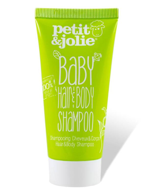 Petit & Jolie Baby Shampoo Hair & Body Mini