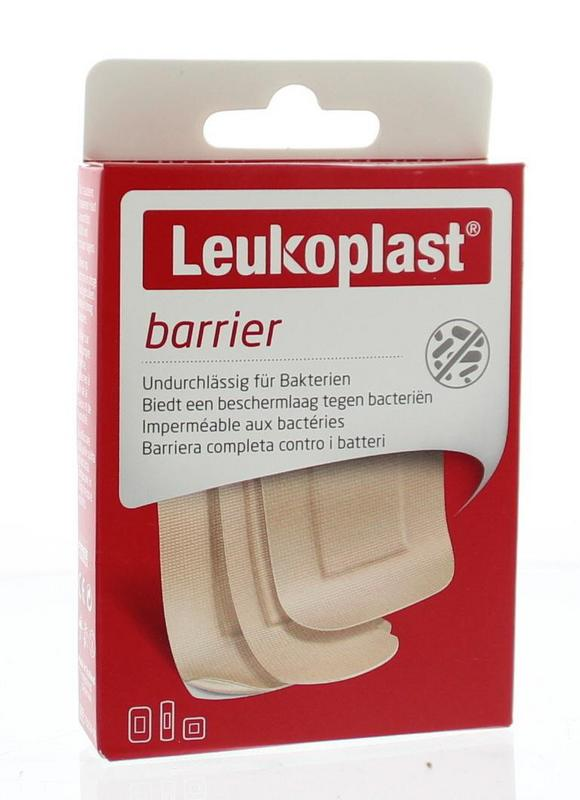 Leukoplast Barrier Assorti