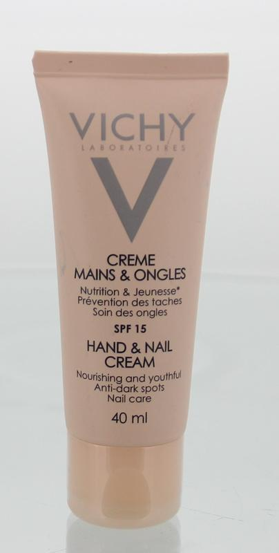 Vichy Ideal Hand & Nagel Creme