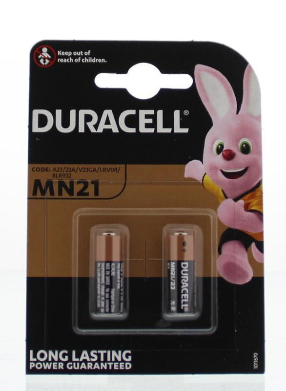 Duracell Long Lasting Power Mn21