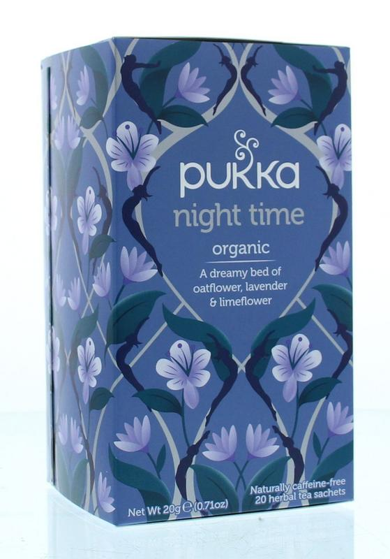 Pukka Org. Teas Night Time Thee