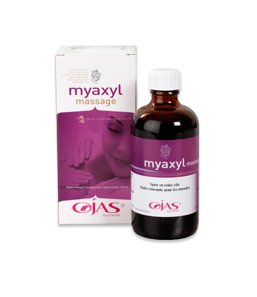 Ojas Myaxyl Massageolie