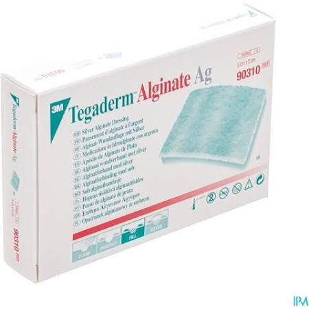 Cutimed Alginate 5 X 5 Cm