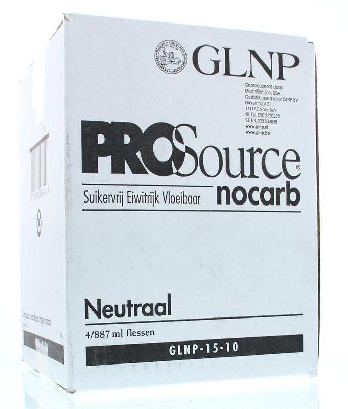 Prosource Nocarb Neutraal 887 Ml