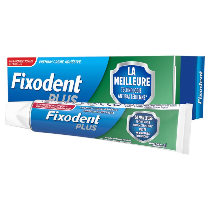 Fixodent Kleefpasta Plus Duo Protect