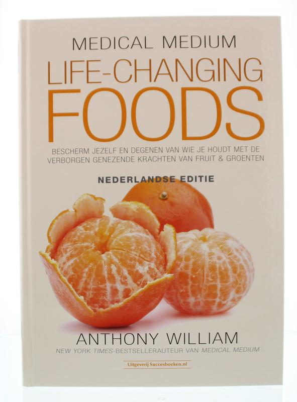 Succesboeken Life Changing Foods Nederlands