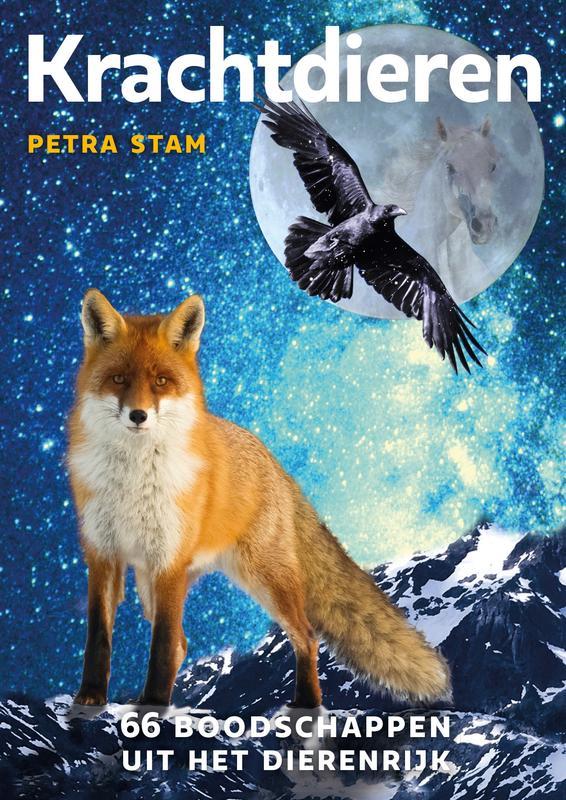Afbeelding van A3 Boeken Krachtdieren 66 Boodschappen Uit Het Dierenrijk 1set