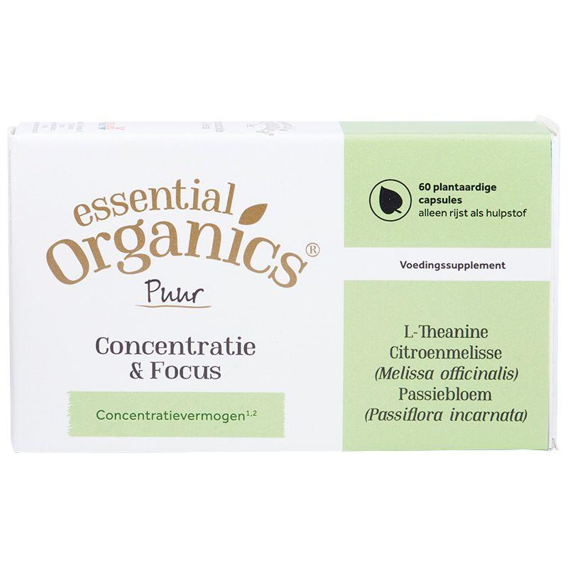 Afbeelding van Essential Organ Concentratie & Focus Puur 60vc