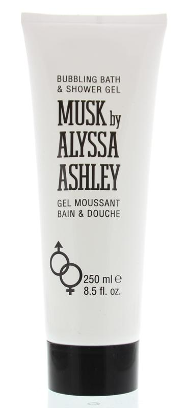 Alyssa Ashley Musk Body & Shower Gel Tube