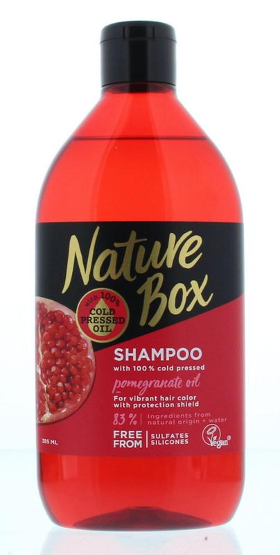 Nature Box Shampoo Pomegranate