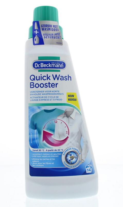 Beckmann Quick Wash Booster