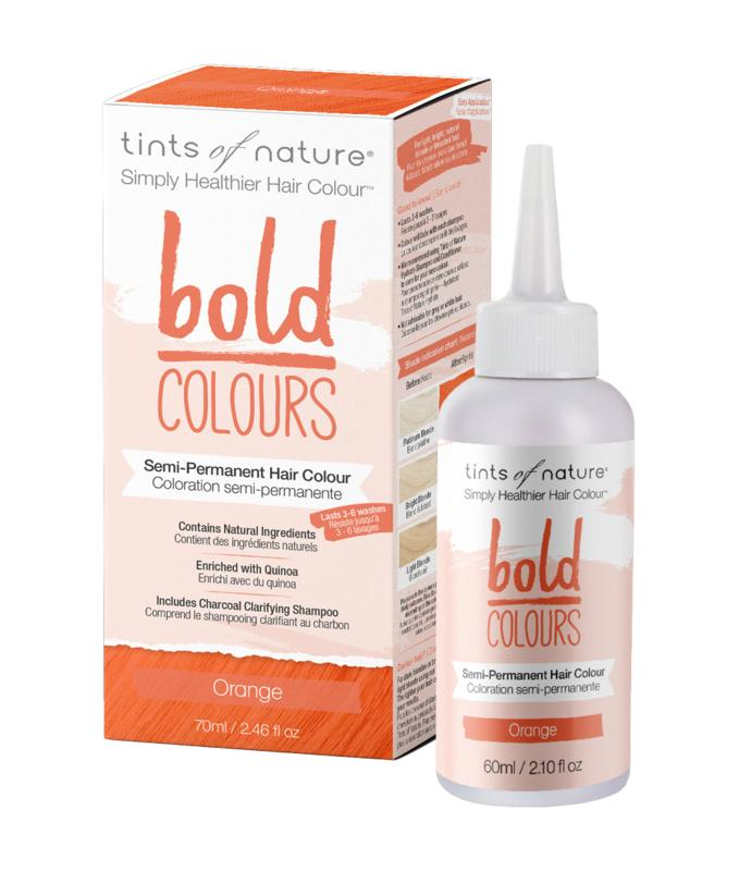 Tints Of Nature Bold Orange