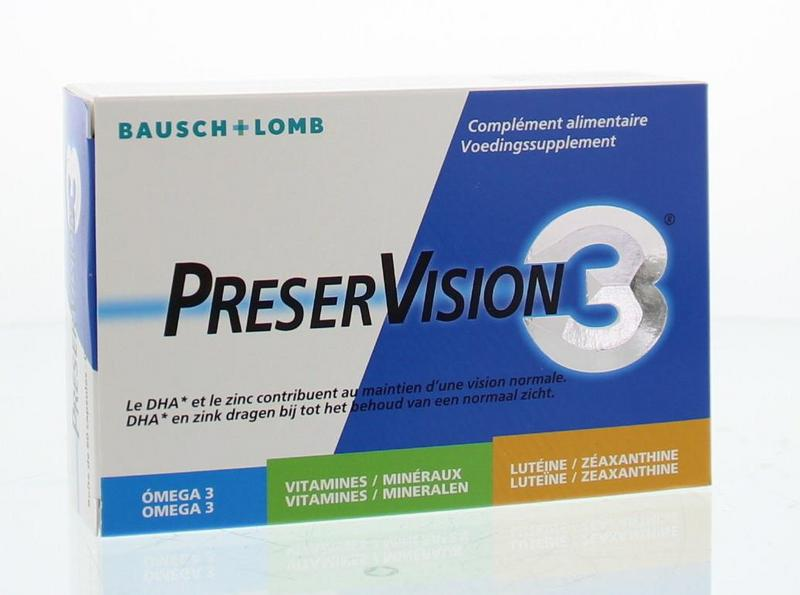 Bausch&Lomb Preservision 3