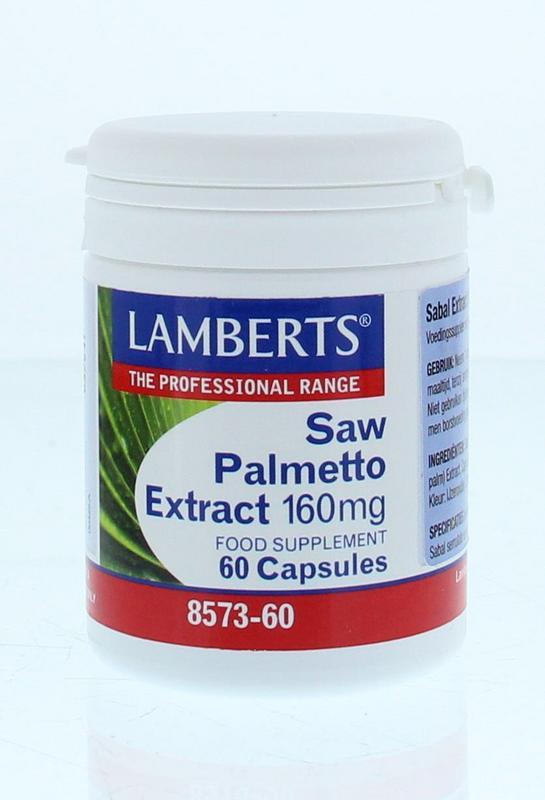 Lamberts Sabal Extract (Saw Palmetto)