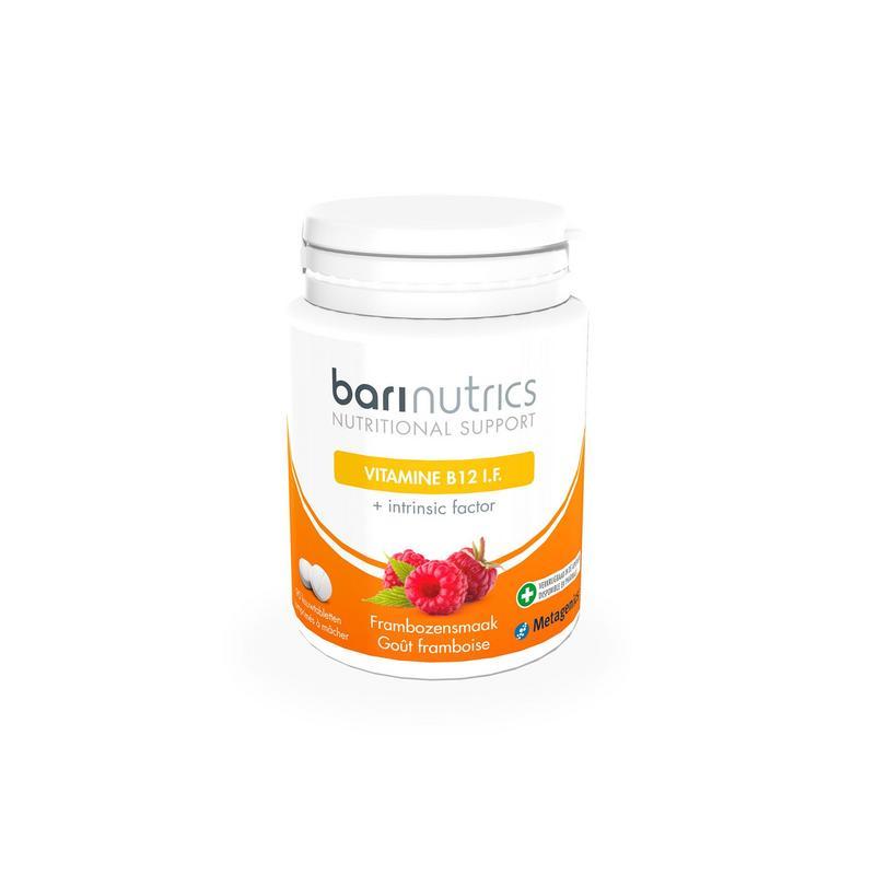 Afbeelding van Metagenics Barinutrics B12 Kauwtabletten