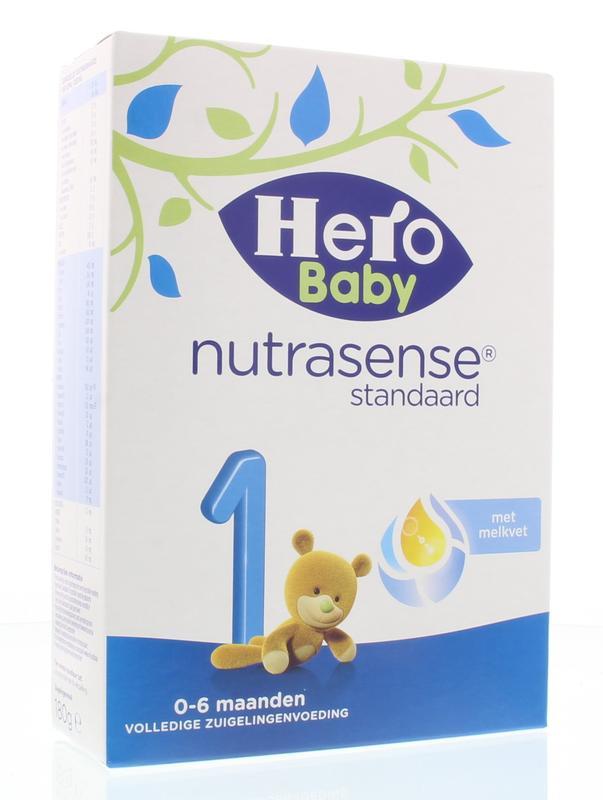 Hero 1 Nutrasense Standaard 0 6 Maanden Vitatheek