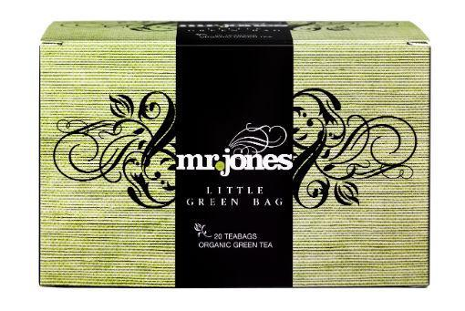 Mr Jones Little Green Bag Groene Thee
