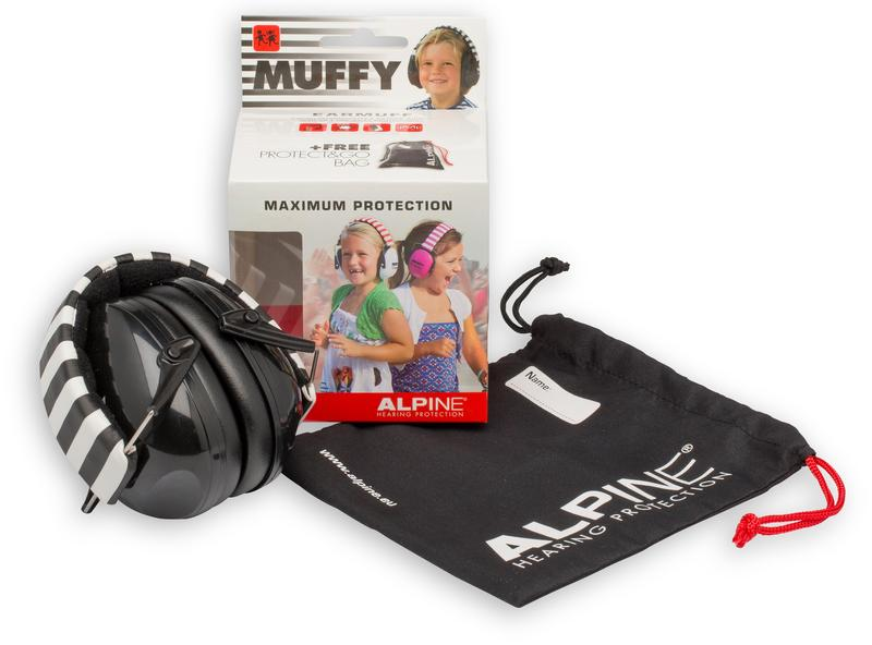 Afbeelding van Alpine Muffy Zwart