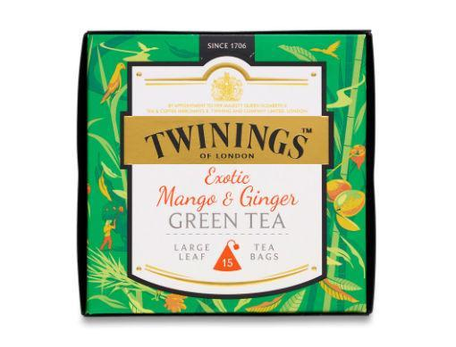 Twinings Mango & Ginger