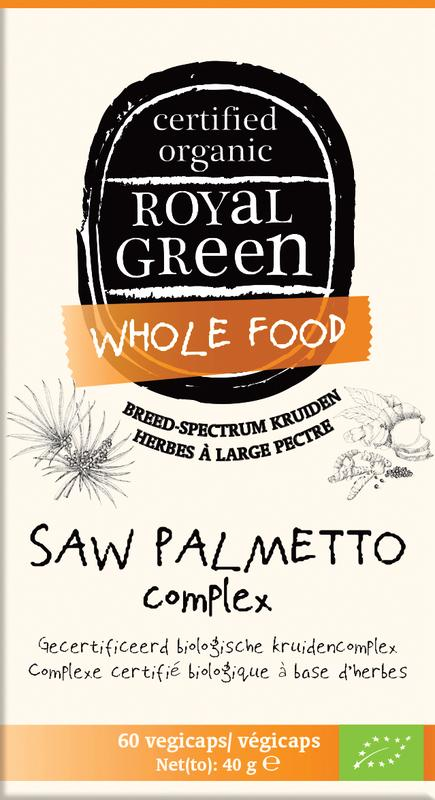 Royal Green Saw Palmetto Complex
