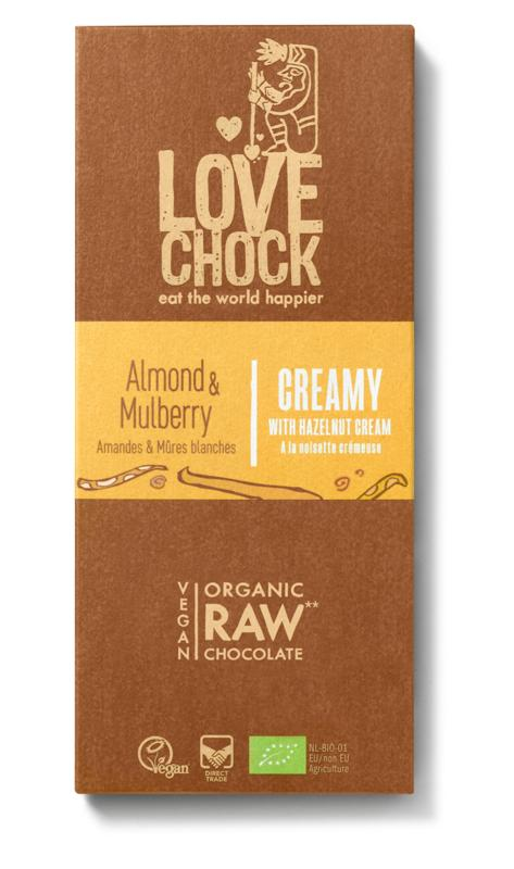 Lovechock Almondmulberry Mylk