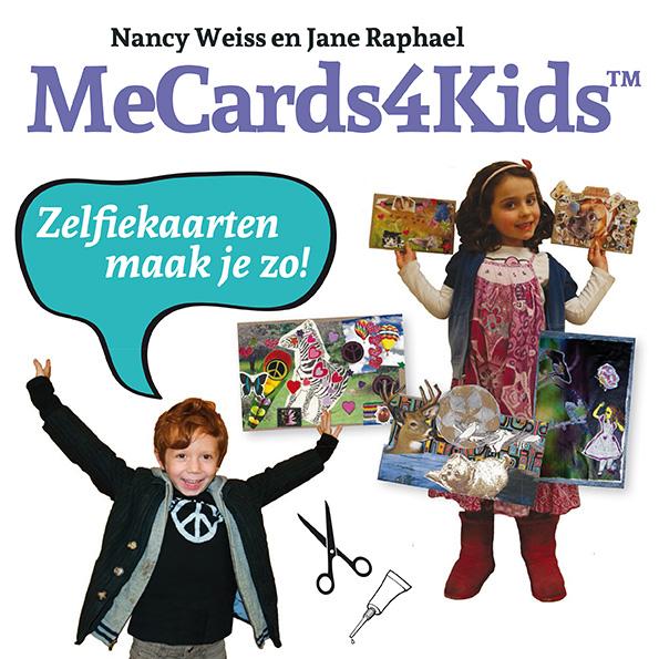 Afbeelding van A3 Boeken Mecards4kids Zelfiekaarten Maak Je Zo 1set