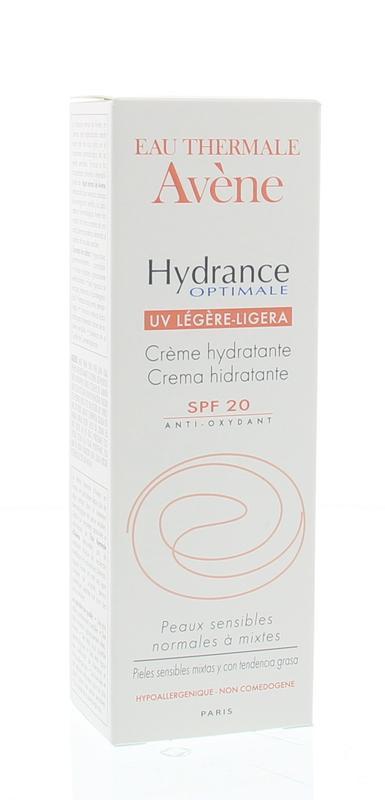 Afbeelding van Avene Hydrance Uv Light Hydrating 40ml
