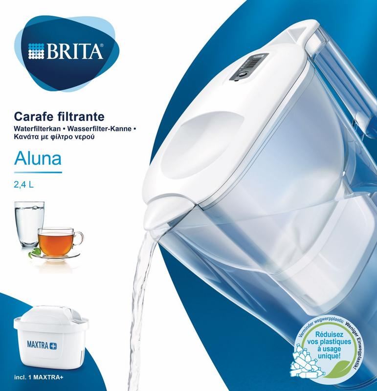 Brita Fill & Enjoy Aluna Cool White