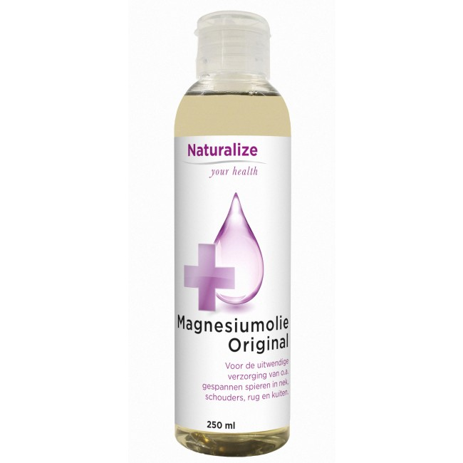 Naturalize Magnesiumolie Original
