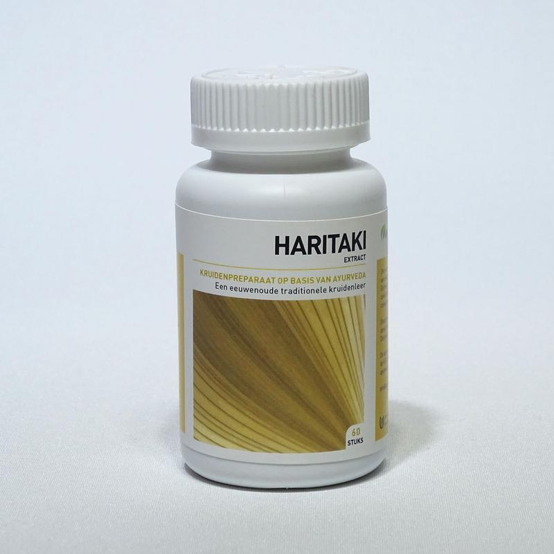 Afbeelding van Ayurveda Health Haritaki 60tb