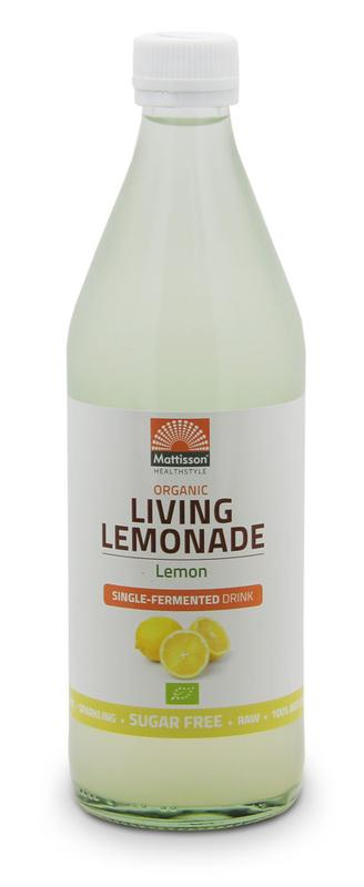 Mattisson Living Lemonade Lemon