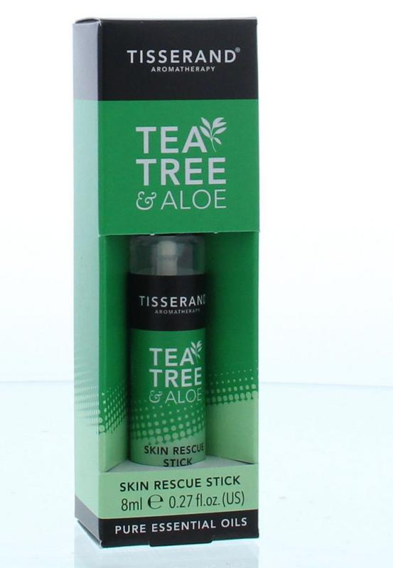 Tisserand Skin Rescue Stick Tea Tree Aloe