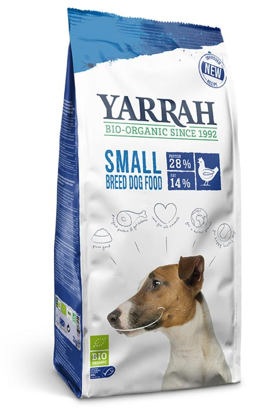 Yarrah Biologisch Small Breed Hondenvoer